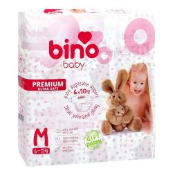 Pleny BINO BABY PREMIUM M, dárek
