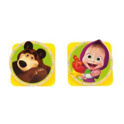 Máša a Medvěd - Magnetický klip