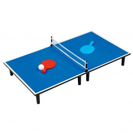 Stolní tenis, modrý