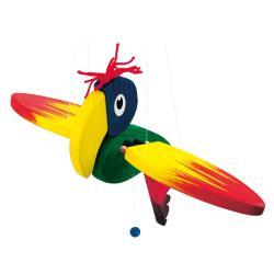 Papoušek - malý (DP)