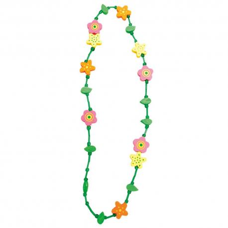 Náhrdelník-květina, 6 ks