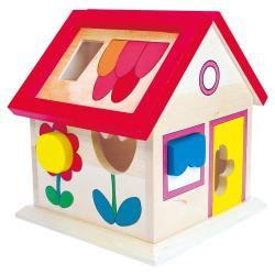 Domeček s tvary-Villa Florina