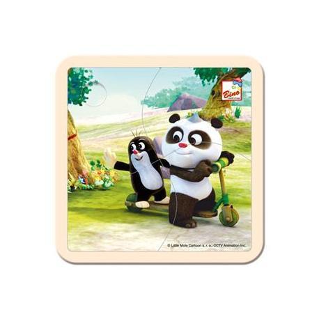 Krtek a Panda,koloběžka,puz,4d
